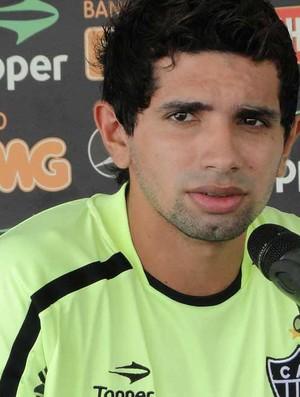 atacante Guilherme, do Atlético-MG (Foto: Ana Paula Moreira / Globoesporte.com)