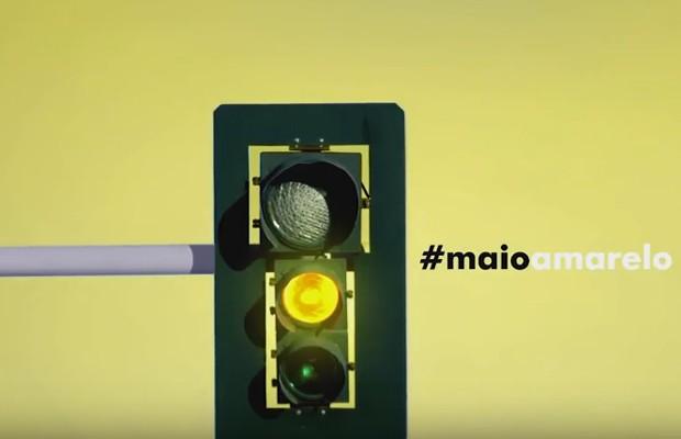 Maio Amarelo (Foto: Reprodução/Youtube)