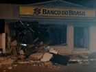 'Não é amador', diz delegado sobre explosão a banco em Dois Lajeados