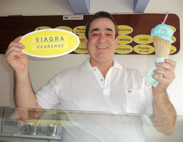 José Alberto, inventor do sorvete (Foto: José Alberto/Arquivo pessoal)