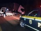 Colisão entre entre carro e carreta deixa um morto na BR-285, no RS