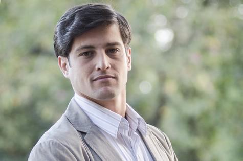 Alexandre Slaviero (Foto: Raphael Dias/TV Globo)