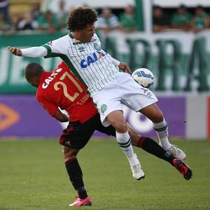 Chapecoense x Sport (Foto: Agência Estado)