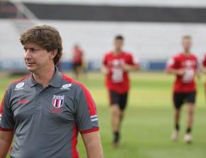 Ivan Baitello Botafogo-SP (Foto: Rogério Moroti / Agência Botafogo)