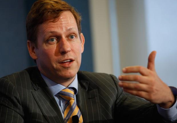 Peter Thiel (Foto: Getty Images)