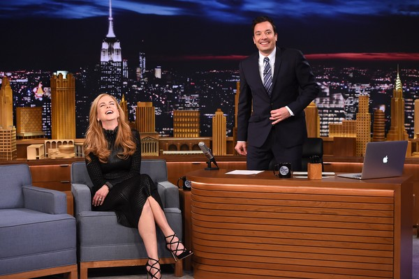 Nicole Kidman conta que foi rejeitada por Jimmy Fallon (Foto: Getty Images)