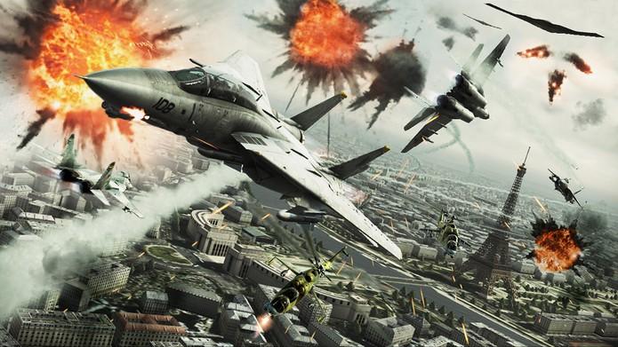 Ace Combat Horizon (Foto: Divulgação/Bandai Namco)
