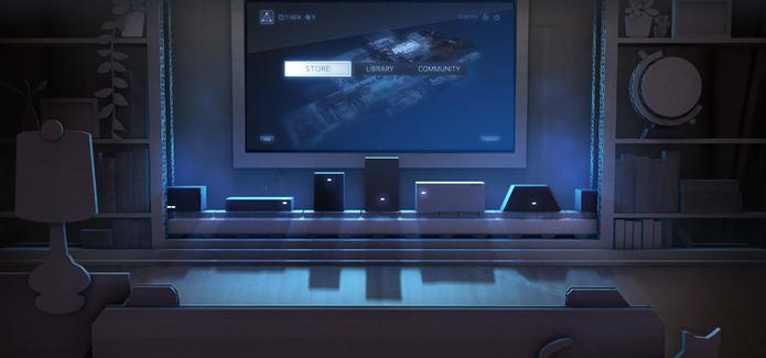 Steam Machines chegam em 14 opções para os gamers (Foto: Divulgação/Steam)