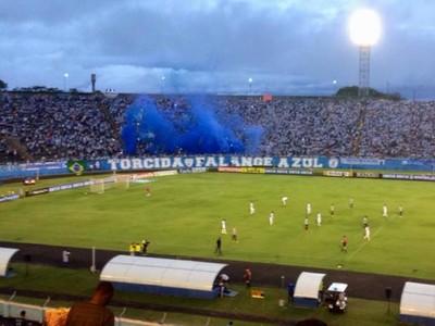 Estádio do Café Londrina x Tupi-MG (Foto: Site oficial do Londrina/Divulgação)