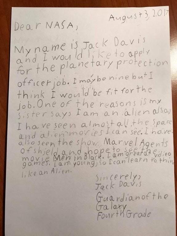 Carta, NASA, Jack Davis (Foto: Reprodução/ Reddit)