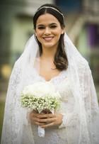 Bruna Marquezine vira noiva linda para casório em 'I Love Paraisópolis'