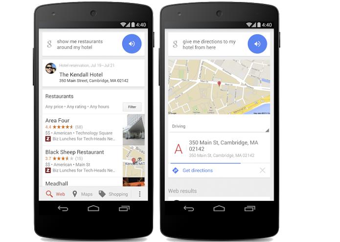 Atualização ajuda turistas no aplicativo (Foto: Divulgação/Google)