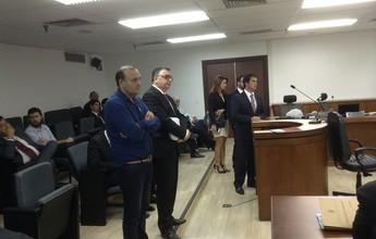 William Simões comemora retorno do Paraibano após vitória parcial no STJD