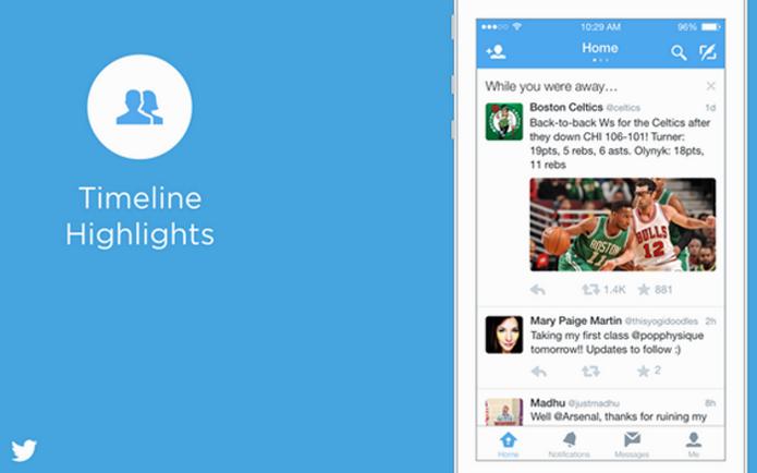 Twitter planeja recursos para cativar usuário e mantê-lo no microblog (foto: Reprodução/The Verge)