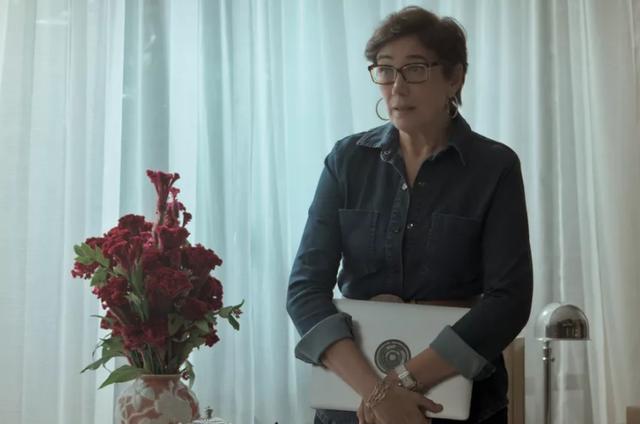 Lilia Cabral, a Silvana da novela 'A força do querer' (Foto: TV Globo)