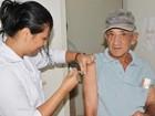 Trinta cidades ainda não cumpriram meta de vacinação contra gripe no CE
