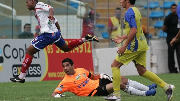 Jefferson, goleiro (Foto: Tuno Vieira/Agência Diário)