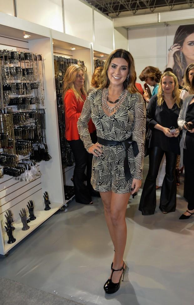 Fernanda Paes Leme no Minas Trend (Foto: Joshua Bryan/Agnews)
