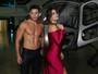 Geisy Arruda posa com modelo sem camisa e confessa: 'Tirei casquinha'