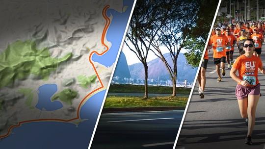 Percurso, retirada de kit , largada...  Os detalhes da Meia Maratona do Rio