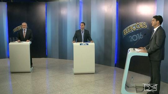 Debate com candidatos de São Luís na TV Mirante
