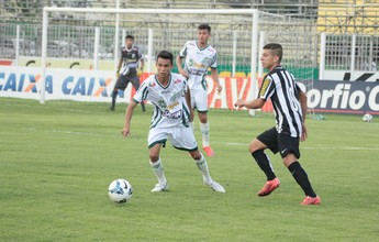 Luverdense vence Santos e abre vantagem na Copa do Brasil sub-20