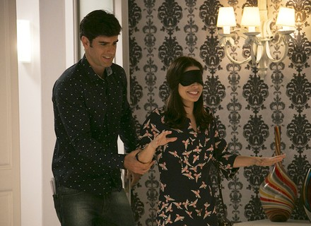 Felipe prepara surpresa especial para Shirlei