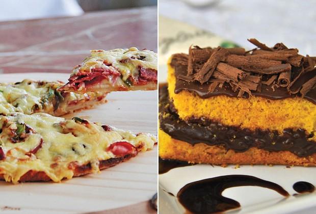 Aprenda a preparar massa sem glúten para pizza e bolo (Foto: Divulgação)