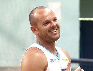 Daniel é um dos mais descontraídos da equipe (Foto: Reprodução/TV Rio Sul)