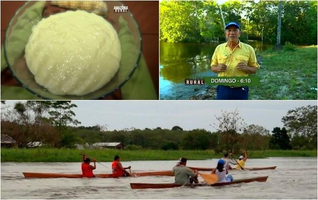 Confira os destaques do Amazônia Rural deste domingo (12) (Foto: Amazônia Rural)