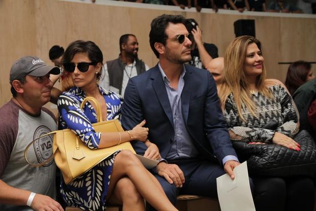 Deborah Secco e Rodrigo Lombardi (Foto: Marcelo Brammer / AgNews)