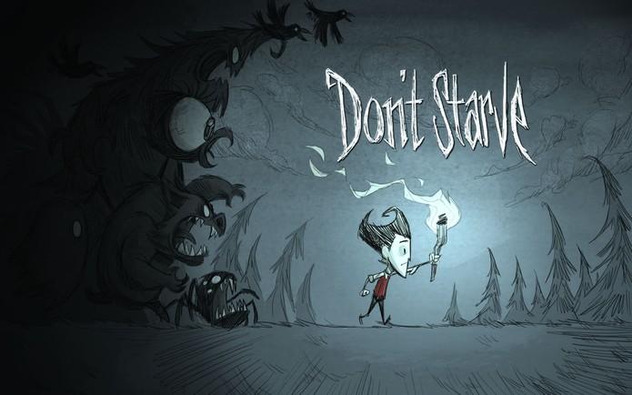 Don't Starve Console Edition grande (Foto: Divulgação)
