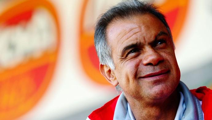 jorginho técnico (Foto: Marcos Ribolli/GLOBOESPORTE.COM)