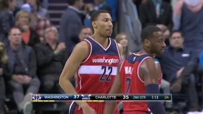 Melhores momentos: Washington Wizards 93 x 98 Charlotte Hornets pela NBA
