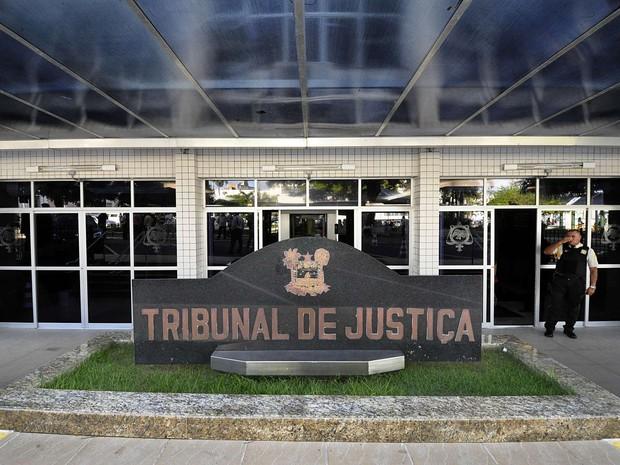 Sede do Tribunal de Justiça do Rio Grande do Norte, em Natal (Foto: Divulgação/ TJRN)