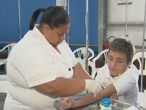 PAT oferece vaga para enfermeira (Foto: Reprodução/ EPTV)