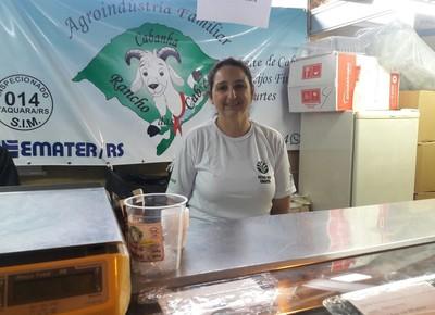 expointer-claudia-recanto-cabras (Foto: Raphael Salomão/Ed. Globo)