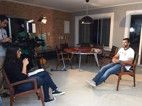 BLOG: FootBrazil entrevista matadores de Fluminense e Grêmio