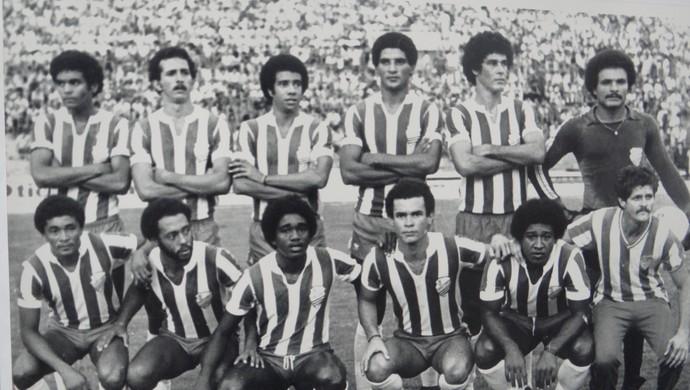 CSA 1980 Peu (Foto: Museu dos Esportes de Alagoas)