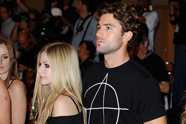 Avril Lavigne e Brody Jenner (Foto: Getty Images)