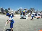 Mais de 123 toneladas de lixo foram retiradas das areias das praias do PR