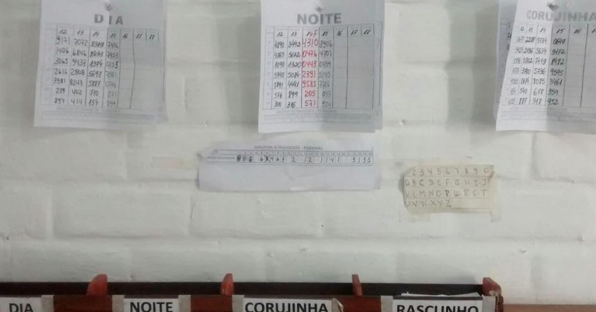 Dois são detidos em operação contra jogo do bicho no Sul do Rio - Globo.com