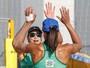 No Rio, Juliana e Carol Solberg abrem etapa com vitória e vaga no qualifying
