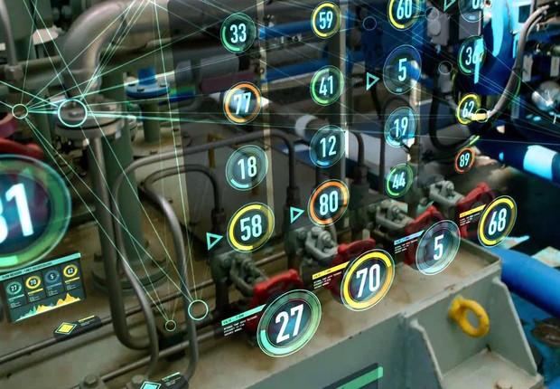 Internet industrial (Foto: GE)