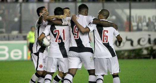 pé direito (Paulo Fernandes/Vasco.com.br)