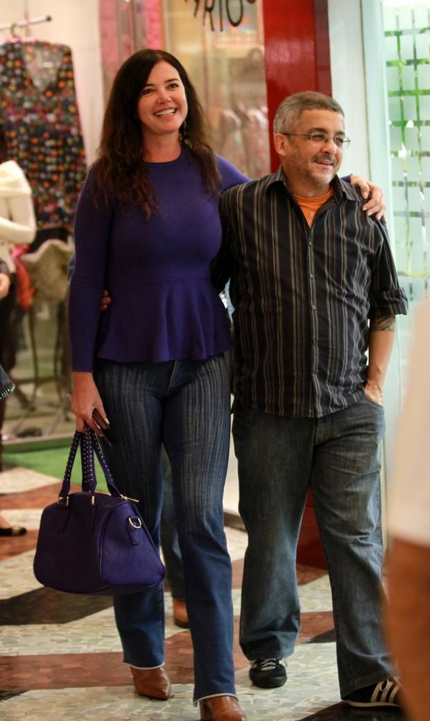 Luma de Oliveira  (Foto: AgNews/ AgNews)