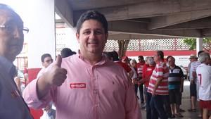Marcílio Sales - Náutico (Foto: Thiago Augustto)