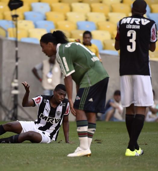 tarde infeliz (André Durão / GloboEsporte.com)