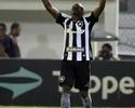 """Sassá descarta tensão contra o Fla e arrisca placar: """"3 a 0 para o Botafogo"""""""