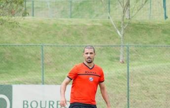 Douglas Silva rescinde contrato com o Bragantino após dois jogos na Série B